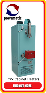 powrmatic cabinet heater
