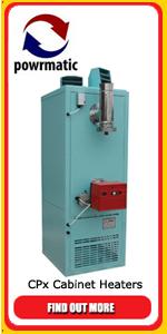 powrmatic cabinet heater