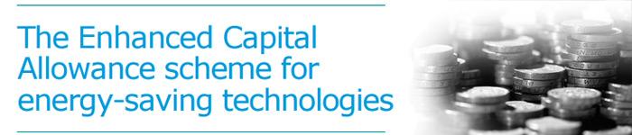 Enhanced Capital Allowance